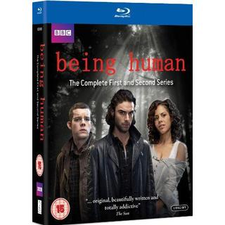 Being Human - Series 1 & 2 Box Set [Blu-ray]